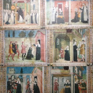 Santa Francesca Romana, una settimana di festeggiamenti per la nostra Patrona