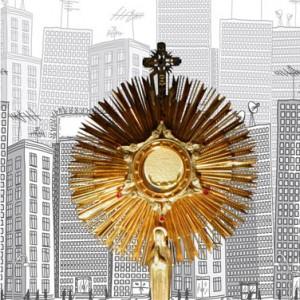 Domenica 29 maggio: processione del Corpus Domini per le vie del quartiere – itinerario