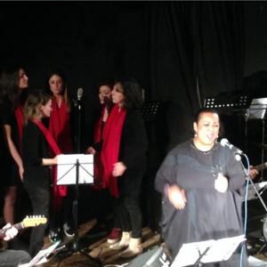 """Claudia Marss e le """"Officine Musicali"""": un concerto gospel strepitoso!"""