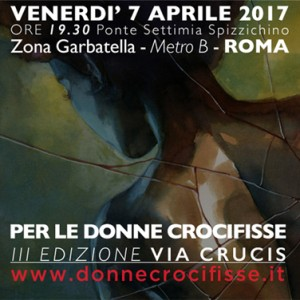 Via Crucis per le Donne Crocifisse